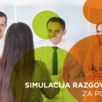 Simulacija razgovora za posao Intellecta