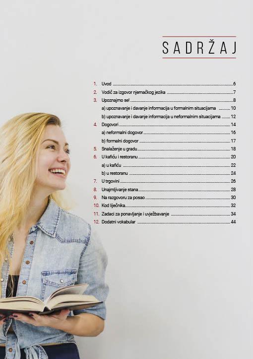 njemački popis stranica za upoznavanja